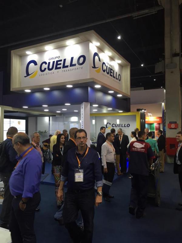 GRUPO CUELLO presente na BRAZIL WINDPOWER 2017